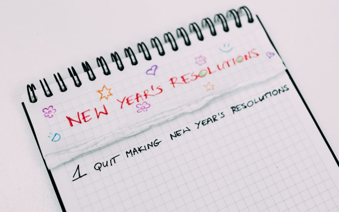 Resolution Blues? Try Intention Instead